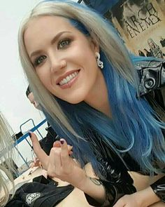 Heavy Metal Girl, Heavy Metal Music, Most Beautiful Women, Amazing Women, Beautiful People, Female Rock Stars, The Agonist, Ladies Of Metal, Alissa White