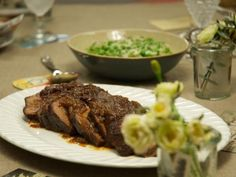 Get Tiffani Thiessen's Braised Tri-Tip Roast Recipe from Cooking Channel