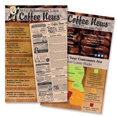 Bucks County Coffee News leave behind