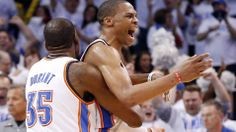 Oklahoma City Thunder stun Los Angeles Clippers with comeback in Game 5 | FOX Sports on MSN