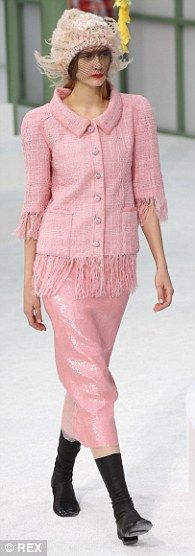 Pretty in Pink - Chanel