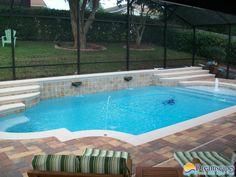 Design Gallery | Dreamscapes Pools and Spas - orlando pool builder