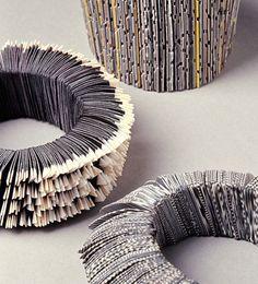 Paper + Book + Art | 紙 + 著作 + アート | книга + бумага + статья | Papier + Livre + Créations Artistiques | Carta + Libro + Arte | Cynthia Toops