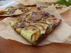 P1510214 Parmesan, Quiche, Food And Drink, Pizza, Cheese, Breakfast, Desserts, Vegetarische Rezepte, Interesting Recipes