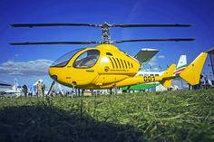 Berkut VL helicopter