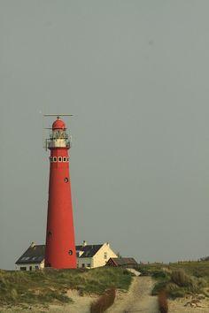 Vuurtoren op Schiermonnikoog...