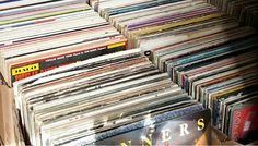Vinyl Records (20) Random Lot of 20 Bulk Vintage Vinyl Records LPs Albums - Mistery Box