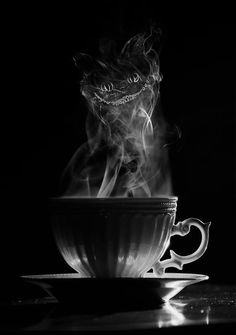 Funny pictures about Cheshire Tea. Oh, and cool pics about Cheshire Tea. Also, Cheshire Tea. Adventures In Wonderland, Alice In Wonderland, Wonderland Tattoo, Gato Alice, Go Ask Alice, Dear Alice, Absinthe, Chesire Cat, Were All Mad Here