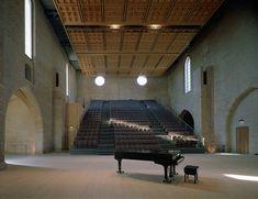 Auditorium & Conservatoire de Danse | W-Architectures
