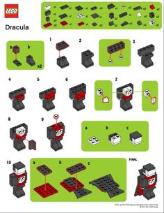 My Favourite: LEGO Monthly Mini Model Build for October 2011