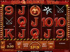 Something fiery, something red, something Oriental! Play the new Red Dragon #slots, a Chinese-themed slots at Vegas Paradise with a sign up bonus of £5 and win up to 700x #jackpot. Sign up now.