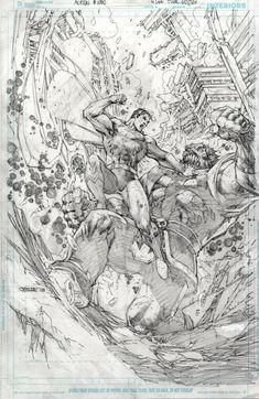 Jim Lee Unveils His Action Comics Variant Cover bloodteddyn covers comic covers comics 1000 variant covers … Comic Book Pages, Comic Book Artists, Comic Book Covers, Comic Artist, Comic Books Art, Jim Lee Superman, Superman News, Action Comics 1000, Jim Lee Art