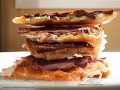 sweet and saltines