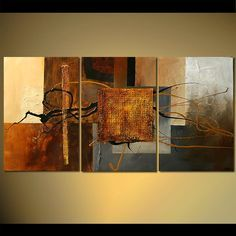 Abstract art by Osnat Tzadok                                                                                                                                                                                 Más