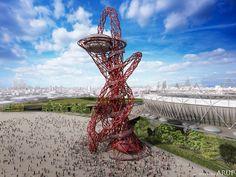 The ArcelorMittal Orbit / London Olympics / Kapoor + Balmond
