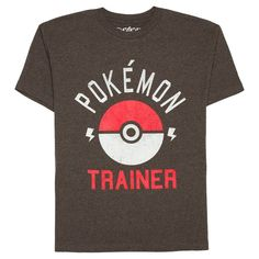 Men/'s Pokemon T-Shirt for him King Blastoise style short sleeve tee