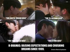 Damn you K-dramas and your ridiculously addictive love stories!