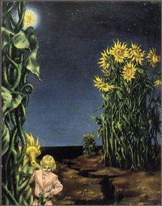 DOROTHEA TANNING - Moïcani - L'Odéonie