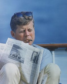 John F. Kennedy.  First president of 1960's to discuss poverty and race in America.