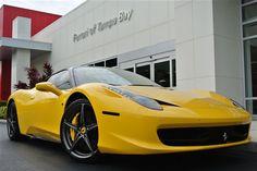 2012 Ferrari 458 Italia (Stock# 182966)