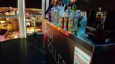 Is it happy hour yet? It is on High Roller Happy Hour in #Vegas The LINQ