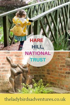 Hare Hill, a lovely little National Trust woodland and walled garden in Cheshire. Read our top tips for a great family day out. Days Out With Kids, Family Days Out, National Trust, City National, Walled Garden, Funny Tattoos, Worldwide Travel, Family Travel, Travel Uk