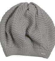 5. Herringbone Knit Beret