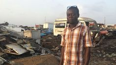 Every year thousands of tonnes of e-waste find their way to Ghana, where they are stripped of their valuable metals, but experts warn toxins in the waste are slowing poisoning the workers.