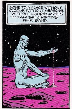 Dr Manhattan Of The Watchmen Is Godlike,,(Watch The Movie)☺ Comic Books Art, Comic Art, Pop Art, Catholic Memes, Univers Dc, Tattoo Motive, Comic Panels, Nerd, Vintage Comics