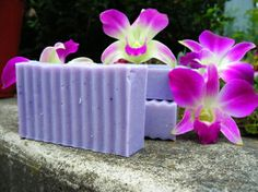Lavender Castile