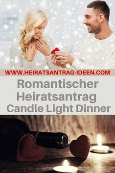 Ein zeitloser Klassiker ist die Standardversion des traditionellen Heiratsantrags, der romantisch, elegant und auch einfach zugleich ist. Hast Du schon erraten, worum es sich handelt? Ja genau, Du führst Deine Herzdame schick zum Essen aus. Bei einem Candle Light Dinner für zwei liegt automatisch Romantik in der Luft und es fällt leichter die entscheidende Frage zu stellen.