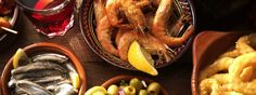 Spanish tapas - easy recipes