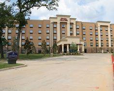 Hampton Inn & Suites Dallas-Arlington Nrth-Entertainment District, TX - Front Hotel Exterior