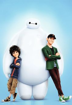 Are you a quirky Aunt Cass or a caring Baymax?