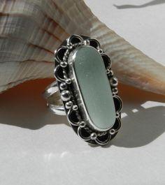Rings - Artisan Sea Glass