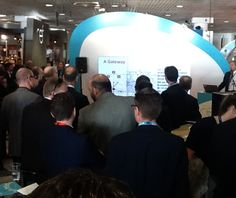 #MIPIM2014 Day 3 UK Central stand