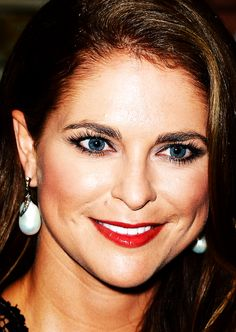 anythingandverythingroyals:  Princess Madeleine