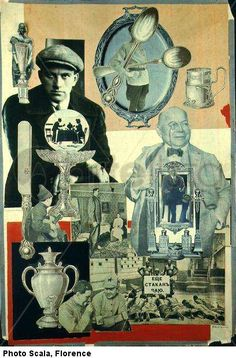Alexander Rodchenko, photomontage for Pro Eto, 1923
