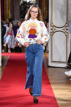 Paul & Joe Fall 2018 Ready-to-Wear Collection - Vogue
