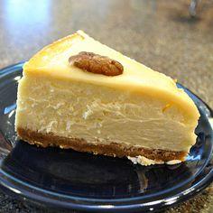 Caramel Praline Cheesecake recipe from Homemade by Holman Blog