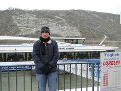 Cruzeiro pelo Rio Reno - St Goar - Alemanha