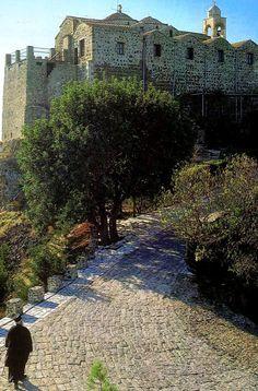 Stavrovouni Monastery, Cyprus
