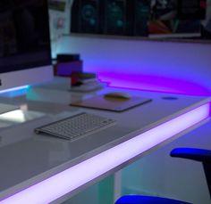 Idée cadeau – TableAir, le bureau qui change de couleur