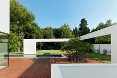 Der Pool  zum Haus | Titus Bernhard Architekten ©Jens Weber, Orla Conolly, München