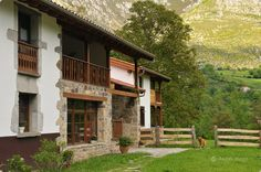 Our bed and breakfast in Redes Natural Park, Asturias, north of Spain