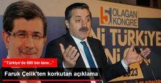 06.Başkent Haber: Faruk Çelik: Türkiye'de 680 Bin Tehlikeli İş Yeri ...