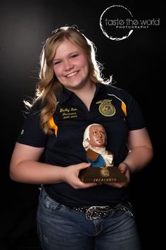 Creative way to do officer pictures @ashley finchum