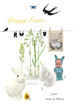 happy easter from room to bloom