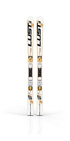 lusti sct ski design