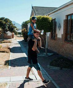 Martijn in Cape town